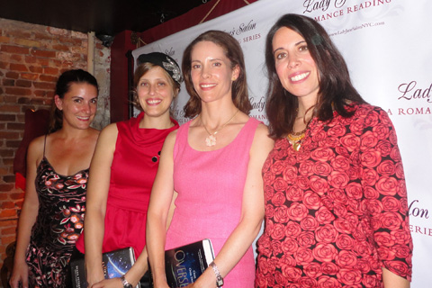 Mari Mancusi, Diana Peterfreund, Beatriz Williams, Taryn Rose