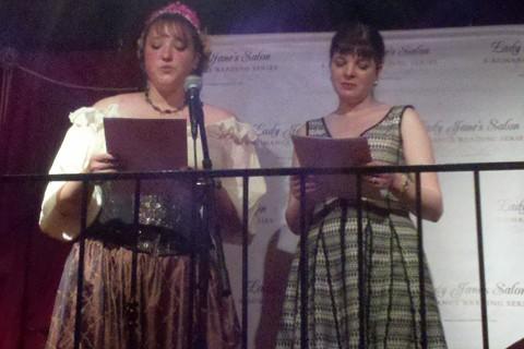 Alethea Kontis & Katy Kellgren, May 2012