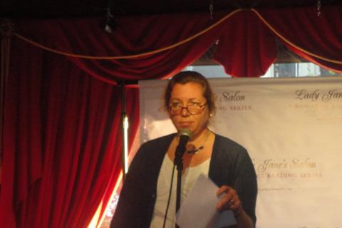 Marissa Doyle, August 2012