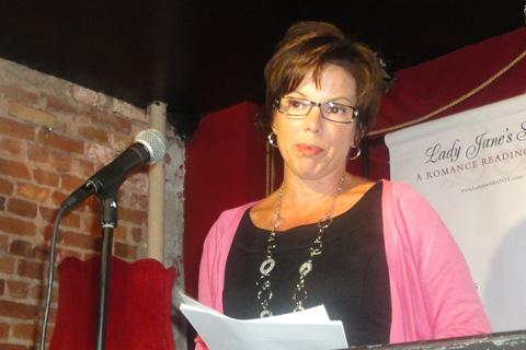 Adrienne Giordano, August 2012
